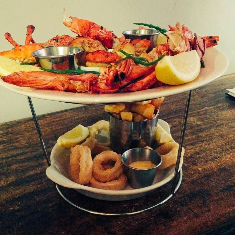Discover The Digital Menu Of Matthew S Kitchen Seafood And Grill Patato